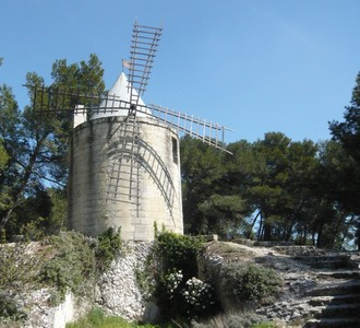 Moulin de Barbentane