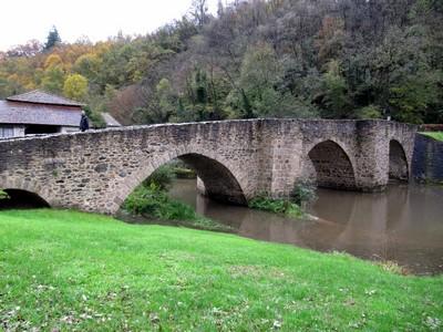pont rompu solignac